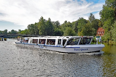 TRAVE QUEEN in Lübeck