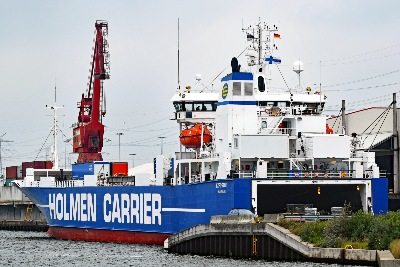 EXPORTER am 06.07.2019 in Lübeck