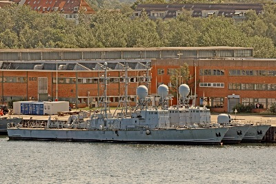 Ex-PUMA am 23.06.2019 in Kiel