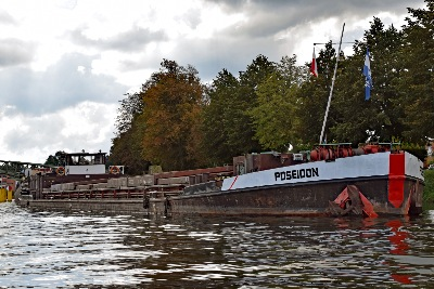 POSEIDON am 8.9.2019 in Lübeck