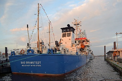 Polizeiboot BAD BRAMSTEDT