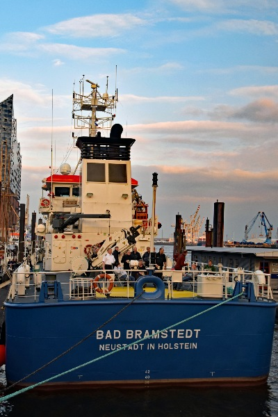 Bundespolizei-Boot BAD BRAMSTEDT