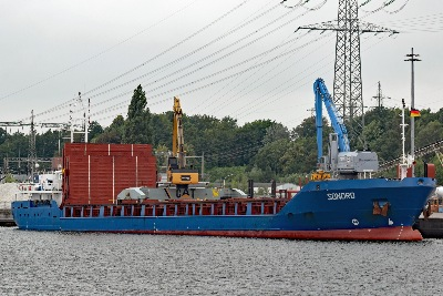 SONORO am 6.7.2019 in Lübeck