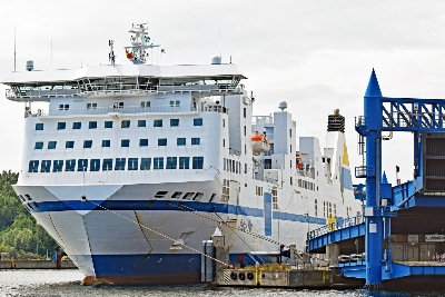 PETER PAN am 11.7.2019 in Travemünde