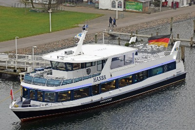 HANSA am 22.12.2019 in Travemünde