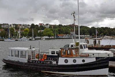 SOLITÜDE am 7.9.2017 in Flensburg