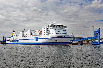 PETER PAN am 11.07.2019 am Skandinavienkai Travemünde