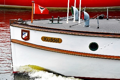 KUDDEL am 11.7.2019 in Lübeck