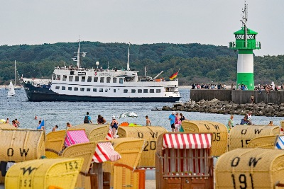 MARITTIMA am 20.7.2019 in Travemünde