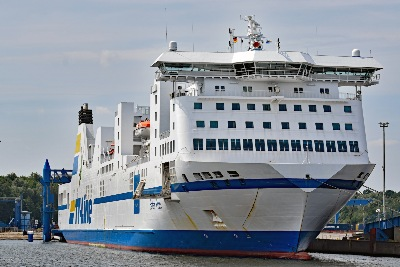 PETER PAN am 20.7.2019 in Travemünde