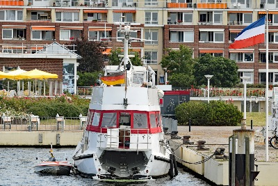 THEUSS am 11.7.2019 in Travemünde