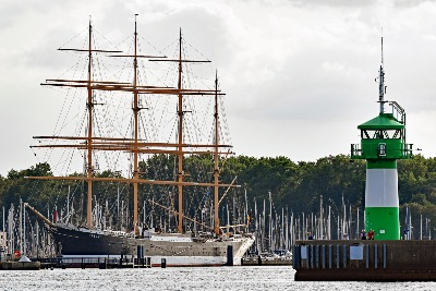 PASSAT am 16.08.2019 in Travemünde